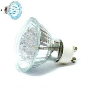 LED GU10_20_spot Blue
