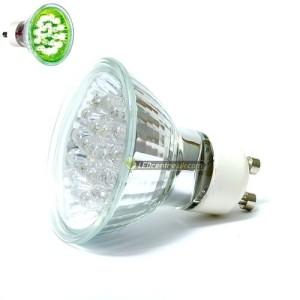 LED GU10_20_spot Green