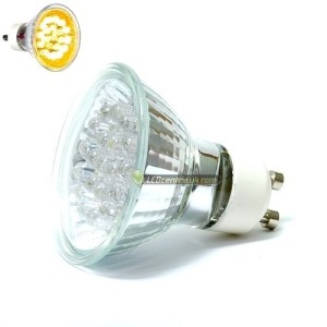 LED GU10_20_spot Orange