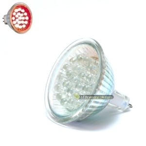 LED MR16_20_spot Red